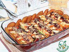 Cuptor de pui cu legume cu sos de prune - reteta Macaroni And Cheese, French Toast, Breakfast, Ethnic Recipes, Food, Morning Coffee, Mac And Cheese, Essen, Meals
