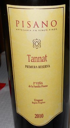 Image result for pisano tannat 2010