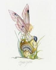 Image result for yulia brodskaya fairies