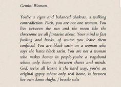 Gemini Woman, Chakra Balancing, Black Satin, I Am Awesome, Mindfulness, Consciousness