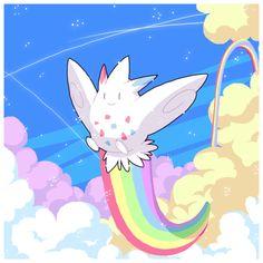 Togekiss   pbrigitte.tumblr   Pokémon