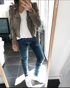 #jean  #outfit  #fall  #winter  #look