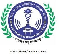 AIIMS Bhopal Recruitment 20162017 JRF (DBT) Vacancy