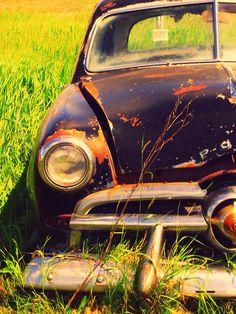 Old car!