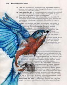 Paula Swisher y las aves que se leen - Cultura Colectiva