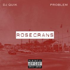 A full year after the release of their Rosecrans EP, DJ Quik and Problem are back with a new full-length edition of the project. This extended version features all 6 of the EP's original tracks, plus 6 additional tracks with new guests including MC Eiht, DOM Kennedy, Suga Free and Boogie among others. Click to stream...