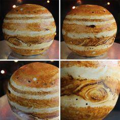 astronomie Torten tolle Tortendeko Tortenfiguren planeten