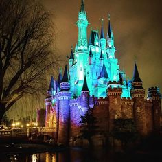 Instagram【miyabi.misery】さんの写真をピンしています。 《#空 #夜景 #イルミネーション #東京ディズニーランド #シンデレラ城 #landscape #nightscene #landscape_capture #japan #tdl #tokyodisneyresort #castle #tokyodisneyland #nikon #night_captures #total_night  #illuminations #illumination #nikond5300 #best_free_shot》