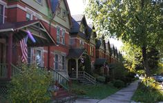 Chicago's Pullman Neighborhood, one of APA's 2011 Great Places in America