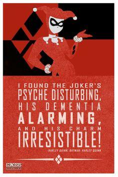 Harley Quinn explains what about her former patient, The Joker, captivated… Im Batman, Batman Robin, Superman, Gotham Batman, Batman Art, Comic Book Characters, Comic Character, Comic Books, Comic Art