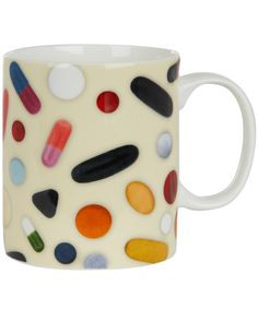Pills and Medicine Mug