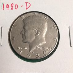 """Look closely on the item as what you see is what you get. Item is sold """"AS-IS"""". Valuable Coins, Coins Worth Money, Kennedy Half Dollar, Coin Worth, Coins For Sale, Rare Coins, Coin Collecting, Betty Boop, Coupons"""