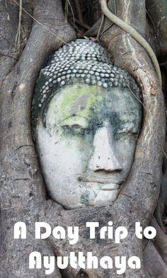A day trip from #Bangkok to Bang Pa-In Summer Palace and #Ayutthaya. #Thailand