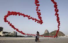 Botafogo Beach, Rio de Janeiro,  Brazil