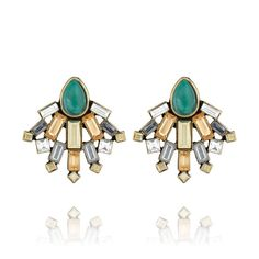Love! www.chloeandisabel.com/boutique/lisab #Holiday #Earrings #Love