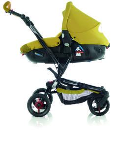 Matrix Light 2 en cochecito Epic / Matrix Light 2 in an Epic stroller