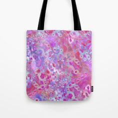Buy Foxglove spot  Tote Bag by sarahroseprint. Worldwide shipping available at Society6.com. Just one of millions of high quality products available.