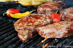 Smoked Steak Recipe