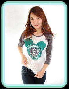 2 of my favorite things - Starbucks and Disney!