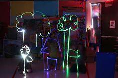 Organized Chaos: Light Graffiti (Week Two) -- Whole School