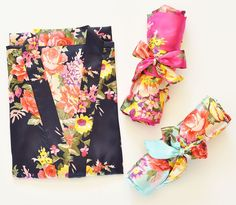 Check out the deal on Floral Robe at Wedding Favorites   Unique Wedding Favors   Baby Shower Favors   Bridal Shower Favors