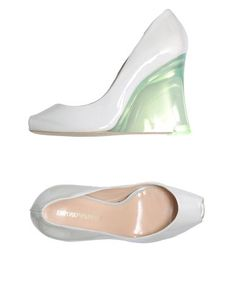 Emporio armani Women - Footwear - Sandals Emporio armani on YOOX. For an additional 3% off your order sign up at   http://www.ebates.com/rf.do?referrerid=IR0blIl3xxj30K45w%2BDBVg%3D%3D