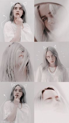 Celebs How much is Billie Eilish Worth ? Billie Eilish, Video Interview, Quotes Pink, Videos Instagram, Album Cover, Aesthetic Videos, Aesthetic Girl, Queen, Tattoo Studio