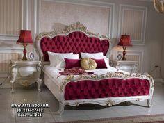 Bedroom Bed Design, Bedroom Red, Bedroom Furniture Design, Home Room Design, Room Ideas Bedroom, Bed Furniture, Home Decor Bedroom, Luxury Furniture, Living Room Decor