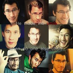 Sincerely, Thank you Markiplier. I will never be able to thank you enough.