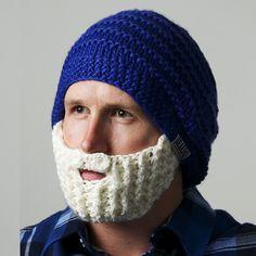 4bdb5203f55 Beardo Original Blue (Toronto). Beard BeanieCrochet ...