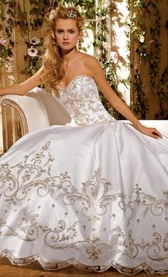 Eve of Milady 4269, find it on PreOwnedWeddingDresses.com