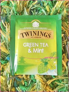 Review of Twinings Mint Green Tea  As a lady who enjoys her cups of tea on a daily basis I am always on the lookout for new teas to try. I am starting to drink more green tea as it is a great tea to be enjoyed milk free and is therefore perfect for dairy free me. I have tried a couple of brands of green tea of varying qualities. I recently stayed in a hotel and saw several packets of Twinings tea. So I took a packet of the Twinings green mint green tea home to try. Please read my review.