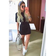 Girly Outfits, Stylish Outfits, Fashion Outfits, Womens Fashion, Casual Chic, Look Star, Look Chic, Casual Looks, Spring Outfits