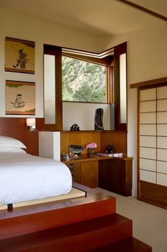 Asian Bedroom Photos Design, Pictures, Remodel, Decor and Ideas - page 14