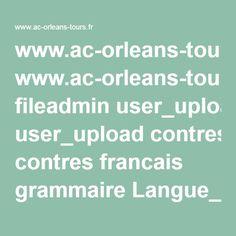 www.ac-orleans-tours.fr fileadmin user_upload contres francais grammaire Langue_CM2-_S%C3%A9q._Attribut_du_sujet.pdf