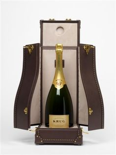 Krug + Moynat Krug Champagne, Champagne Taste, Expensive Champagne, Alcohol, Magnum, Luxury Packaging, Scotch Whiskey, Wine Parties, Novelty Items