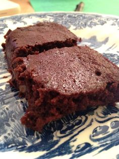 Pin for Later: Healthy Brownie Recipes That Make a Diet Seem Decadent Vegan Brownies
