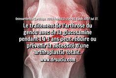 Photo La glucosamine dans le traitement de l'arthrose - drsuciu