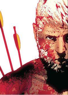 Old Man Logan by Sorrentino