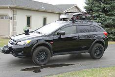 Custom 2014 Subaru XV Crosstrek Limited, $20,000 in extras! 3400 miles One Owner
