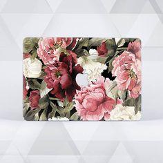 Floral Macbook Case Macbook Air Macbook Case Macbook Pro Macbook Pro Skin, Laptop Case Macbook, Mac Laptop, Mac Book Cover, Apple Macbook 2017, Macbook Air 11 Inch, Laptop Covers, Laptop Accessories, Apple Products