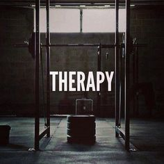 No matter what's going on in life crossfit is my escape