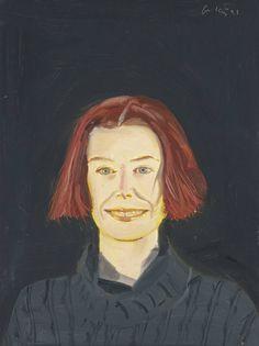 Alex Katz, 'Kate, 1994