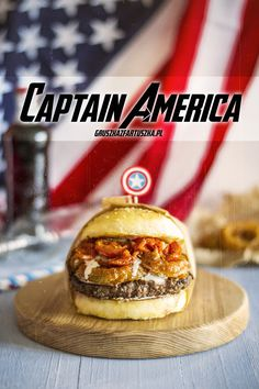 Avengers burgers! Wow!