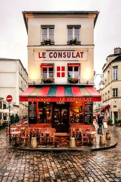 Le Consulat, Montmartre - París