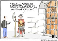 Lead generation and gated content – Marketing Week Inbound Marketing, Content Marketing, Online Marketing, Social Media Marketing, Digital Marketing, Lead Nurturing, Business Cartoons, Thought Bubbles, Blog Topics