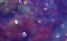 "Abstract photography bokeh lights print purple pink blue sparkle sparkly circles photo wall art 8x12 - 16x24 photograph "" Celestial Rain """