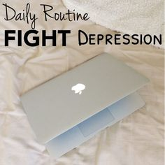 This is Daily Routine who FIGHT Depression.