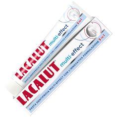 Pasta de dinti Lacalut Multi-Efect 5in1, 75ml, Theis Naturwaren [4016369846261] - articole copii recomandate pentru Pasta de dinti