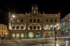 Estação do Rossio; Lisboa, Lisbon
